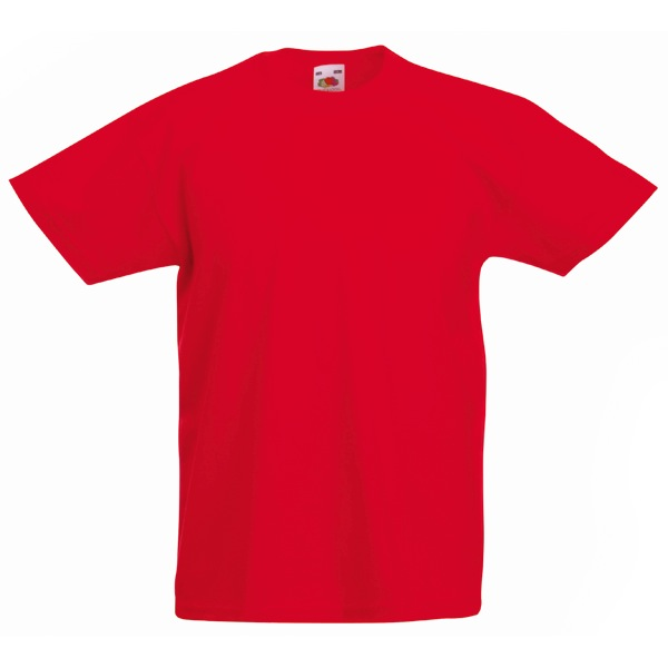 Marine park red pe t shirt with logo anne thomas for The red t shirt company